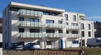 Neues Wohn- und Geschäftshaus am Schonunger Hegholz