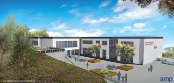 Die neue Grundschule in Schonungen