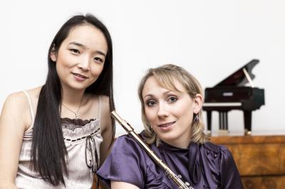 Duo op. 19, Corinna Döring und Tayuko Nakao-Seibert - Mario Gaetano Brucculeri.jpg