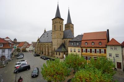 Gerolzhofen - Marktplatz - Arnulf Koch (1).JPG