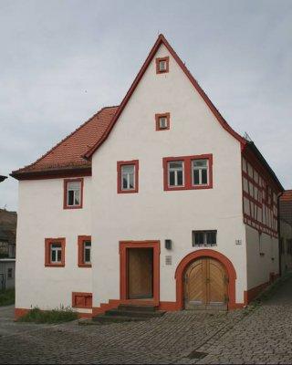 Literaturhaus Wipfeld