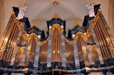 Orgel Stadtpfarrkirche - Helmar Scheuplein.jpg