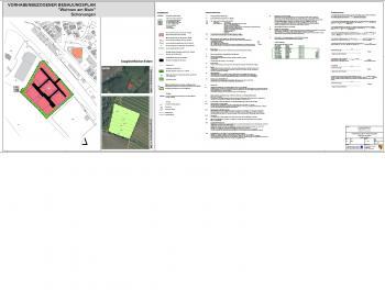 Vorhabenbezogener Bebauungsplan