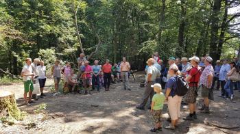 Der Bürgerwaldtag soll auch im kommenden Jahr wieder fortgesetzt werden.
