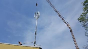 Wie hier in Marktsteinach wird auch die Telekom nun in Löffelsterz und Reichmannshausen den Mobilfunkausbau realisieren, im Ortsteil Hausen steht die Umsetzung in den nächsten Monaten an.